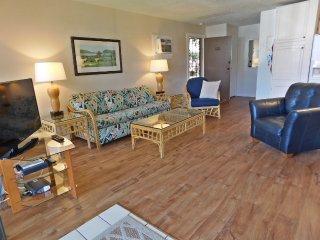 Spacious 2-bedroom Condo on Sugar Beach, Pool, AC, WIFI - Kihei vacation rentals