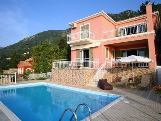 Villa Myrtis - Brand New villa with stunning view close to the beach! - Nidri vacation rentals