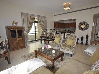 2 Bedroom Apartment - Al Ghaf 3 - The Greens - Dubai vacation rentals