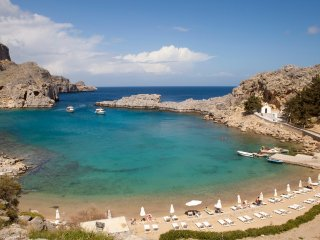 Lindos, Villa Estelle, 5min walk from St Paul Beach, Babylonian Living - Lindos vacation rentals