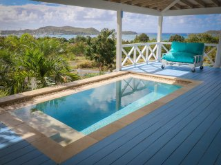 Sea Shanty, overlooking Falmouth Harbour, Antigua - Falmouth vacation rentals