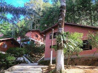 Sítio Recanto dos sonhos, preservação ambiental, Mata Atlântica. - Lumiar vacation rentals