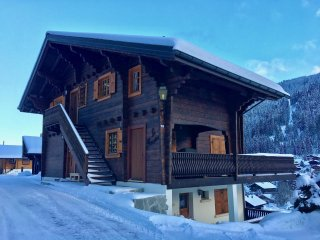 Lovely 3 bedroom Morgins Apartment with Internet Access - Morgins vacation rentals