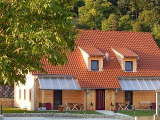Ferienwohnung 70 m² im Holzhaus (DTV*****) - Kelheim vacation rentals