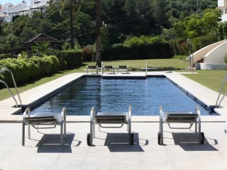 Contemporary 3 bedroom apartment, Nueva Andalucia - Nueva Andalucia vacation rentals