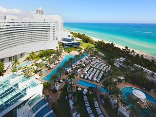 Luxurious jr suite in The Fontainebleau hotel - Miami Beach vacation rentals