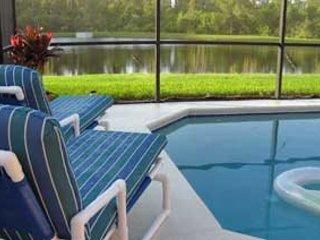 4 Bedroom 3 Bathroom Villa at Sandy Ridge close to Disney. 537SJW - Image 1 - Orlando - rentals