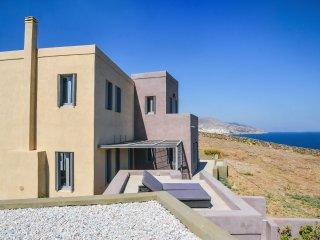 VIlla Maristella modern waterfront luxury villa in Syros island - Hermoupolis vacation rentals