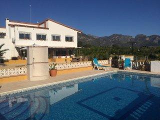 villa Tranquilo paradijs bij strand en stad - Marxuquera vacation rentals