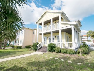 PCB-The Yellow Beach House-3BR- *Avail 5/16-5/22*Real JOY Fun Pass-Across fr - Sunnyside vacation rentals