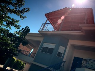 Bright 2 bedroom House in Agios Vasileios with A/C - Agios Vasileios vacation rentals