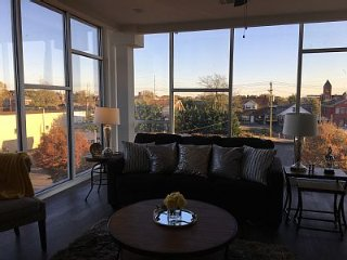 Lux Top Floor Condo 2 Bed/2 Bth with City Views- #415 - Nashville vacation rentals