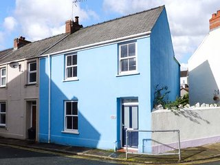 REDBROOK, end-terrace, woodburner, enclosed garden, in Tenby, Ref 952738 - Tenby vacation rentals