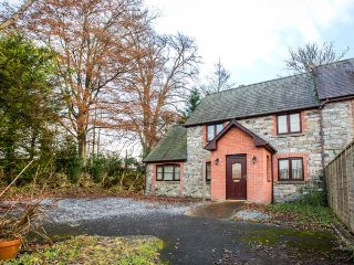 TREGYB MILL, semi-detached, private enclosed courtyard, pet-friendly, WiFi, in - Llandeilo vacation rentals