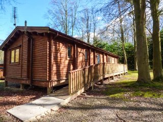 LODGE 27 detached lodge, on-site facilities, open plan, WiFi, Louth, Ref 954617 - Louth vacation rentals