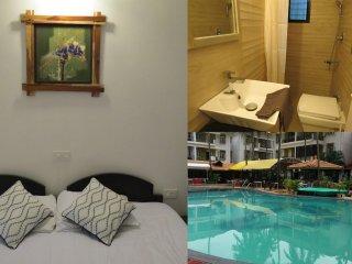 51) Private Apartment in Alor Grande Resort Candolim + WiFi - Candolim vacation rentals