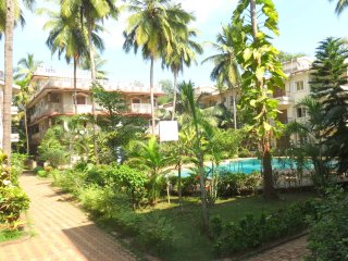 28) Ground Floor Tasteful Studio Central Calangute - Calangute vacation rentals