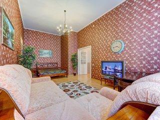 SutkiPeterburg Apartment in Petrogradskiy District - Saint Petersburg vacation rentals
