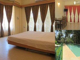 58) Large 1 Bedroom Apartment Emerald Court, Nagoa & WiFi - Nagoa vacation rentals