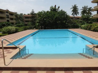26) Quality 2 Bedroom Apartment, Regal Park, Candolim, and WiFi - Candolim vacation rentals