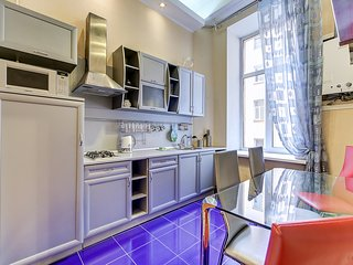 SutkiPeterburg Apartment on Nevsky Avenue - Saint Petersburg vacation rentals