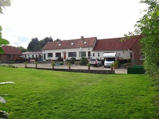 Bed and breakfast accommodation, Herly Nord-pas-de-Calais, 50 km from Calais - Ergny vacation rentals