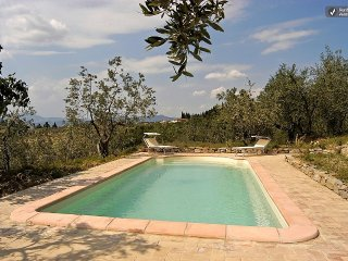 Large Villa in Chianti Hills Close to Florence - Villa Capannuccia - 19 - Bagno a Ripoli vacation rentals