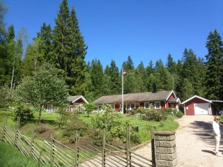Idyllic lake house on Borås/Svenljunga border -for vacation or just a weekend - Borås vacation rentals