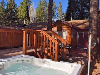 Cozy Cabin with Deck and Internet Access - City of Big Bear Lake vacation rentals