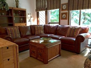 CR100bCityofGlacier - 31SW Deluxe Snowater Condo on 20 Riverfront Acres - Glacier vacation rentals