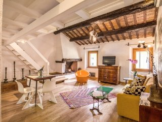 CR860eRome - Trastevere Hidden Gem - Rome vacation rentals