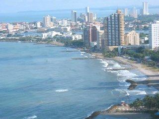 CARTAGENA YA!!!!! BEACH FRONT CONDO - Cartagena vacation rentals