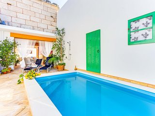 2 bedroom House with Washing Machine in Santa Margalida - Santa Margalida vacation rentals