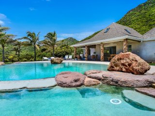 Gorgeous Villa with Internet Access and DVD Player - Grand Fond vacation rentals