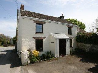 Nice 3 bedroom Gorran Cottage with Television - Gorran vacation rentals