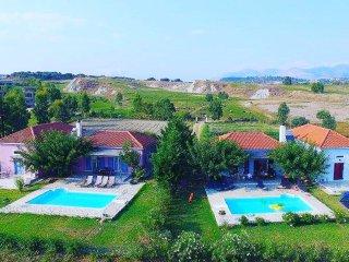Bright 3 bedroom Villa in Lixouri - Lixouri vacation rentals