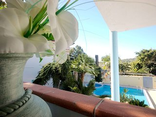 VILLA DESSENA very nice apartment with pool at 800m away from beaches - Sos Alinos vacation rentals