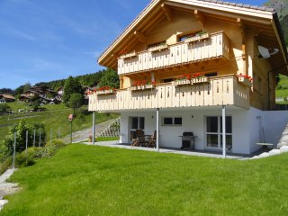 Nice 2 bedroom Wengen Apartment with Washing Machine - Wengen vacation rentals