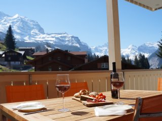Bright 3 bedroom Vacation Rental in Wengen - Wengen vacation rentals