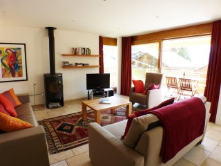 Bright Condo with Internet Access and Washing Machine - Wengen vacation rentals