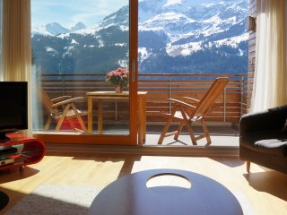 Perfect 2 bedroom Condo in Wengen - Wengen vacation rentals