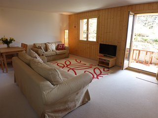 Bright 1 bedroom Wengen Apartment with Internet Access - Wengen vacation rentals