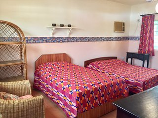Deluxe Double Room in The Comfort Zone - Achimota vacation rentals