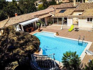 Villa entre Méditerranée et Estérel à Saint-Raphaë - Agay vacation rentals