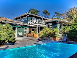 Spacieuse villa de charme avec piscine au Cap Ferr - Cap-Ferret vacation rentals