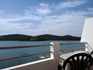 Seafront Room in Tisno Near the Center - Tisno vacation rentals