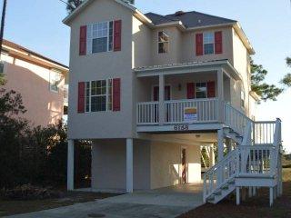 Perfect 3 bedroom Cape San Blas House with Deck - Cape San Blas vacation rentals