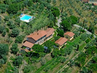 Charming Villa Betulla in the peaceful countryside in Terontola - Terontola vacation rentals