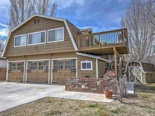 NEW! 2BR Bishop Home - Near Outdoor Recreation! - Bishop vacation rentals