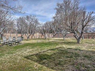 NEW! 2BR Bishop Home w/ Backyard Creek! - Bishop vacation rentals